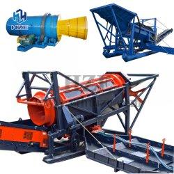 Alluvial/Seifenerz/Hardrock-Goldförderung-Gerät