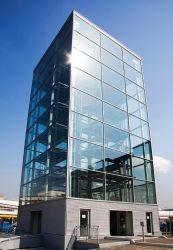 Cer-anerkanntes vertikales anhebendes Auto-Parkhaus-Drehsystem