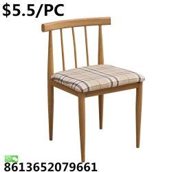 Лучший дизайн Armless среднего назад ресторан домашней мебели обеденный стул