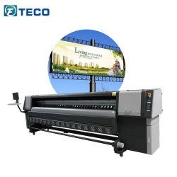 3.2m/10ft 대형 옥외 용매 프린터 4 또는 8 코니카 헤드 플로터