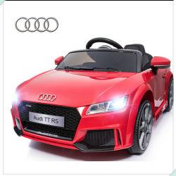 Audi Tts Viagem de licença no carro de brincar