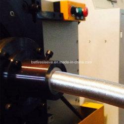 Máquina de conductos corrugado de aluminio flexible