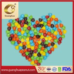 First Grade op smaak gebrachte Coated /Chocolate/Coloured Peanut Candy/Chocolate