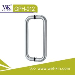 Edelstahl-Zug-Griff für hölzerne Tür und Glas-Tür