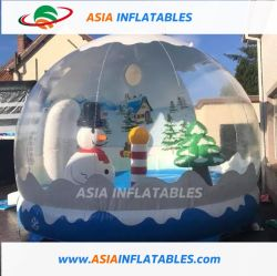Гигантские надувные прав снег земного шара с рекламы Справочная информация