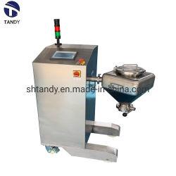 Mini miscelatore del barilotto dello scomparto della polvere del laboratorio di multi funzione/miscelatore/impastatrice