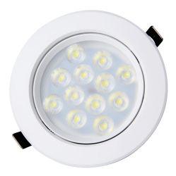 12W baixar as luzes LED LED montados à superfície da luz embutida no tecto