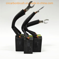 고전류 DC 모터 트랙터용 J204 구리 탄소 브러시 스타터