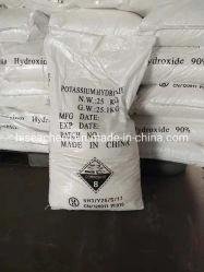Hydroxyde 90% van het Kalium van de Prijs van de fabriek Vlokken