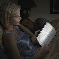 フラットパネルLEDの照明読書ランプ、LED夜ライト