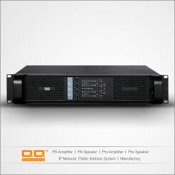 Canali dell'amplificatore di potere dell'interruttore di Fp-10000 2500wx4 Digitahi 4
