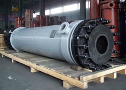 Graphite HCl Absorbers, Gas Scrubber