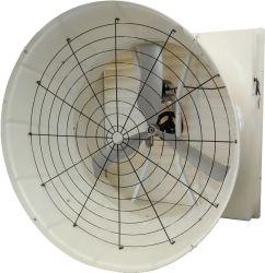 La Chine serre ventilateurs de circulation DC persiennes ventilateur d'échappement du moteur du ventilateur