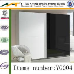 高い光沢のあるPaiting E1 MDFのワードローブの家具