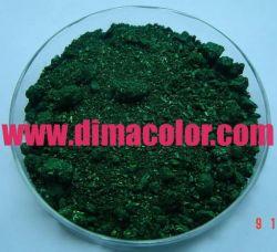 بلورات أخضر من مالازيت (أخضر أساسي 4)