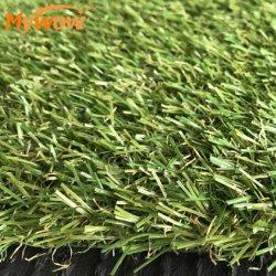 Il tipo unito terra di Mywow di gioco del calcio di ginnastica del giardino mette in mostra l'erba artificiale della pavimentazione