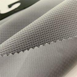 Baixo preço de fábrica 100%tecidos de poliéster tecido sarjado para Windbreaker Casaco de Pele de pêssego e jaqueta para baixo