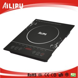 Het Elektrische Kooktoestel van de Controle van de Aanraking van de Sensor van de Goedkeuring van Ce van het CITIZENS BAND/het Kooktoestel van de Inductie/Inductie Cooktop