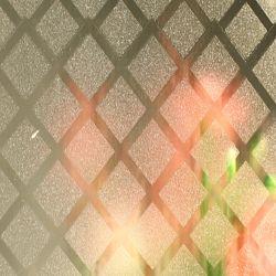 Frosted Privacy Bقع لون لوي ديكير فينيل مخصص زجاج سحري محفور نافذة فيلم Vinyl الورق إزالة الثلج