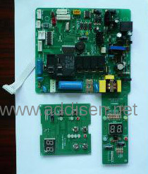 O controlador do veículo de Condicionador de Ar do inversor