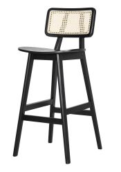 تجاريّة قضيب أثاث لازم إطار خشبيّة يحاك مقادة [هي بر ستوول] كرسي تثبيت