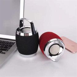 Самые популярные M520 открытый беспроводной связи Bluetooth ткань низкочастотный громкоговоритель портативное устройство с USB радио MP3 TF функцию