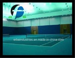 Overdekte vinyl tennisbanen vloeren