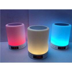 2019 Tendencias Productos Despertador Lámpara LED inteligente con altavoz S66+ Shenzhen