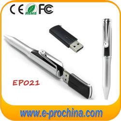Металлические формы пера пера USB, USB Memory Stick стиля