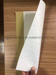 Lona de PVC liso y colores a rayas