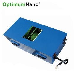 12V600ah (7680WH) phosphate de fer de la batterie au lithium; cycle profond avec une haute qualité ; l'énergie solaire ; le bateau de la batterie de stockage de la batterie de sauvegarde