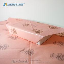 Venda por grosso de protecção do ambiente de fábrica de papel tecido rosa de impressão