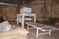 ارتفاع تردد لوح الخشب الانضمام إلى الصحافة آلة Hfeg-3280c-CH