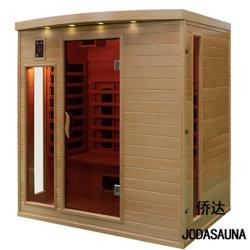 Indoor Portable chauffage Mixte à vapeur Sauna Infrarouge pour 4 personne