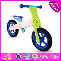 Nouveau produit Les enfants de l'équilibre à vélo, jouet en bois d'enfants, de gros de l'équilibre vélo dernière conception vélo en bois jouet pour enfants W16C095