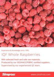 IQF 과일, 언 과일, IQF 검은 딸기, IQF 나무 딸기 Wholes/Brokens/Crumbles, IQF 노란 복숭아, 세그먼트 또는 반은 또는 의 IQF 과일 깎뚝썰고, IQF 포도 Wholes 또는 낭 또는 고기