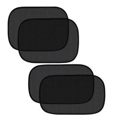 Tende Pieghevoli Per Auto 4pcs Auto Sun Shiled Per Bloccare Uv Ray Proteggere Bambini Animali Domestici Family Car Side Window Sun Shades Esg12873