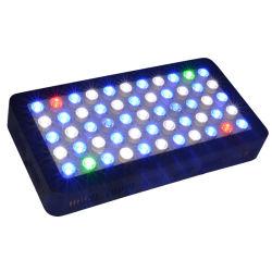 Nouveau style à LED 3 W modulable par LED à spectre complet Reef lumière 120W