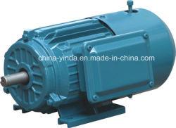 3/4 ~ 60 CV de tres fases DC Motor freno electromagnético