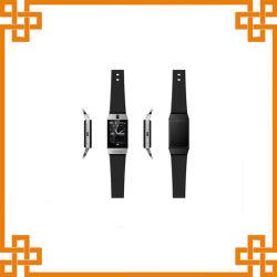 二重中心のGPSの人間の特徴をもつスマートな腕時計の電話