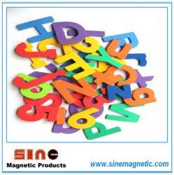 Educatieve EVA flexibele magneten magnetische alfabet