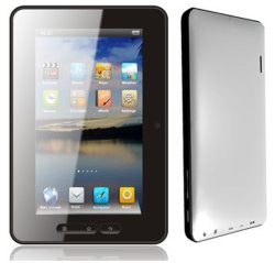 """7 """" toque capacitivo Tablet PC Android Market 4.0,10 cortex A8 1,0Ghz (SLS-M727)"""