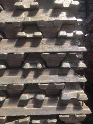 Lingote de alumínio 99,7 ADC12 A8 A7 Liga de Alumínio Fabricante