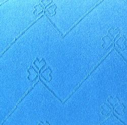 Bester Preis-moderner einzelner Farben-Velour-Jacquardwebstuhl-Teppich
