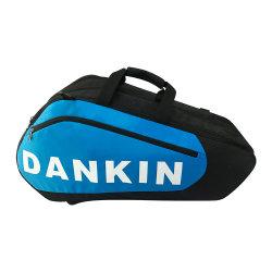 Sacchetto multifunzionale della racchetta di tennis di volano di alta qualità con lo scompartimento del pattino