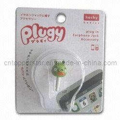 iPhoneのためのイヤホーンジャックProtector Plug