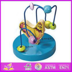 2015년 인기 신상품 어린이 장난감 교육 완구이, 나무로 된 장난감 어린이 교육 완구이, 고품질 목재교육 완구류 W11b044