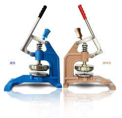 100cm2 Hand Operated Sample Cutter Sample Press