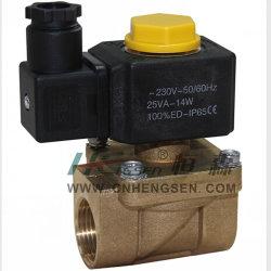 Электромагнитный клапан нормально закрытый электромагнитный клапан/прямые операции Solenoind клапан