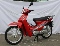 motociclo ad alta velocità della rotella della lega della via 100cc (SL100T-A2)